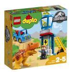 LEGO Duplo Jurassic World T. Rex Tower - 10880