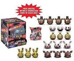 Funko Five Nights At Freddy's Mymoji Mini-figures Set Of 24
