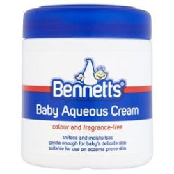 Bennetts Baby Aqueous Cream Fragrance 500ML