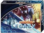 Pandemic: Legacy Season 1 Blue Edition