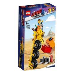 Lego The Movie 2 Emmet's Thricycle