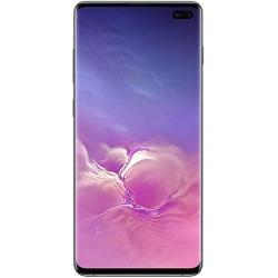 Samsung Galaxy Cellphone - S10+ Plus At&t Factory Unlock Black 128GB Renewed