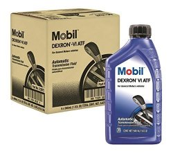 Mobil 1 122973 Atf Oil Dexron Vi CASE6X1 Qt 192. Fluid_ounces