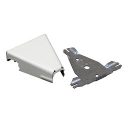 Legrand - Wiremold B-16 Ivy Metal Tee Wiremold