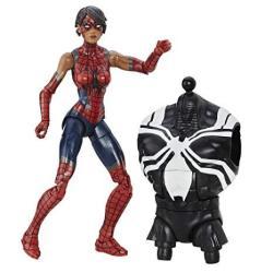 Marvel Spider-man 6-INCH Legends Series Web-slinging Heroines: Spider-girl