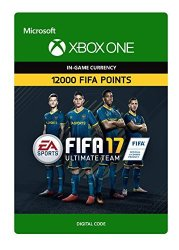 Fifa 17 Ultimate Team Points 12000 - Xbox One Digital Code