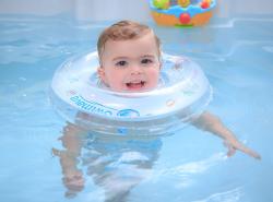 Baby Neck Float - Train
