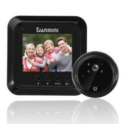 Wireless Video Doorbell Night Vision Video Camera Ir Intercom Security Smart Door Bell