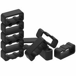 10-PACK Replacement Fastener Ring For Garmin Fenix 3 Fenix 3 Hr fenix 3 Sapphire fenix 5X Fenix 5X Plus descent MK1 Quatix