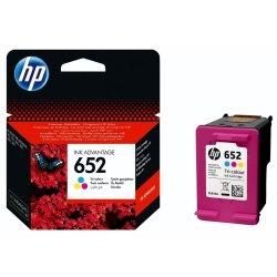 HP - 652 Colour Inkjet Cartridge