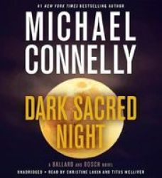 Dark Sacred Night MP3 Format Cd