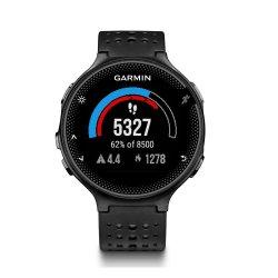 Garmin Forerunner 235 Running Watch in Black & Grey