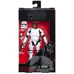 Star Wars: The Force Awakens Black Series 6 Inch Finn FN-2187