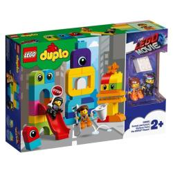 Lego Duplo The Movie 2 Emmet And Lucy's Visitors From The Duplo Planet