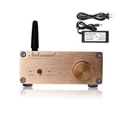 Nobsound NS-05G Pro 100W 50W X 2 Bluetooth 4.0 Power Amplifier Hi-fi Stereo Class D MINI Digital Amp Home Speaker Audio System 2