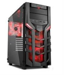 Sharkoon DG7000-G Atx Gaming Case With Extra-large Tempered Glass Si