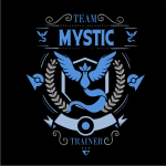 TEAM Mystic Pokemon Go Sweater Grey