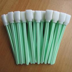 Yoton 200 Pcs Dtg Foam Tipped Cleaning Swabs swab Sticks For Dtg Printer Cleaning clean The Capping Station wiper Blade