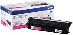 Brother Printer TN431M Standard Yield Toner-retail Packaging Magenta