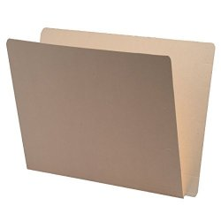 14 Pt Manila Folders Full Cut Super End Tab Letter Size Box Of 100