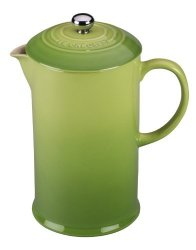 Le Creuset Stoneware 27-OUNCE French Press Palm