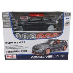 M4 Bmw Gts Kit 1:24 Scale