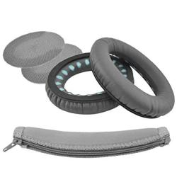 Geekria Earpads And Headband Cover For Bose Soundtrue Around-ear Style Headphones AE2 AE2I AE2W Headphone Replacement Ear Pad