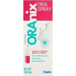 Oranix Oral Spray 30ML