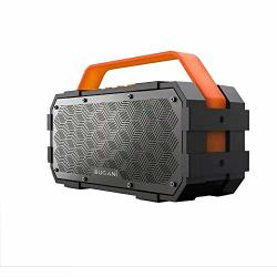 Bluetooth Speakers Bugani M90 Portable Bluetooth Speaker With 30W Stereo Sound And Deep Bass 1300MIN Playtime And BLUETOOTH5.0 1