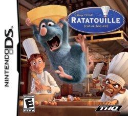 THQ Ratatouille - Nintendo Ds