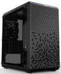 Cooler Master - Masterbox Q300L Micro Atx Desktop Chassis Modular I o Panel Side Window - Black No Psu