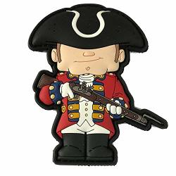 Tacopsgear British Redcoat The King's Men Soldier Patch