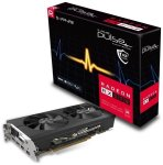 Sapphire Pulse Amd Radeon RX570 4GD5 Oc Edition Gaming Graphics Card