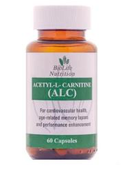 BioLife Nutrition Biolife Acetyl-l-carnatine