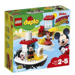 LEGO Duplo Disneytm Mickey's Boat - 10881