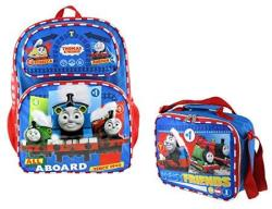 """Thomas The Train 16/"""" Full Size Backpack"""