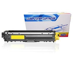 Inktoneram 1 Replacement Toner Cartridges For BrOther TN225 TN-225 YELLOWTN-225Y DCP-9020CDN MFC-9130CW MFC-9330CDW MFC-9340CDW HL-3140CW HL-3150CDN HL-3170CDW HL-3180CDW