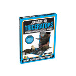 Fizz Creations Jurassic 4d Puzzle Triceratops
