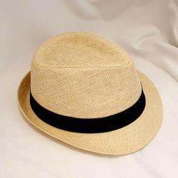 Fedora Hat Holiday - Grey
