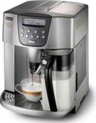 DeLonghi Magnifica Esam 4500 Automatic Bean To Cup Espresso Machine Silver