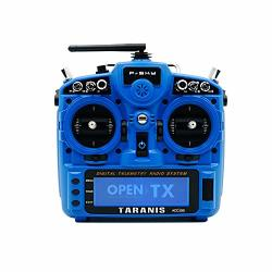 FrSky Taranis X9D Plus 2019 Access Transmitters 24 Chanel Wired Training Function Sky Blue