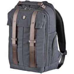 Victorinox Swiss Army Architecture Architecture Urban Corbusier Backpack Grey brown