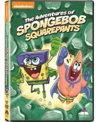 Spongebob Squarepants - Adventures Of Dvd