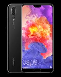 Huawei P20 Lite 64GB Single Sim in Midnight Black