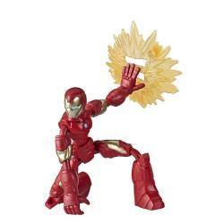 Marvel Avengers Bend And Flex Iron Man Action Figure
