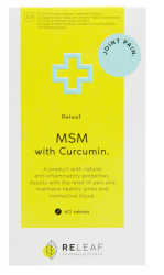 Releaf Msm+curcumin RP05563-60