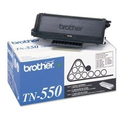 Brother Products - - TN550 Toner 3500 Page-yield Black - Sold As 1 Each - Increase Productivity And Reduce Costs. - Clear Sharp