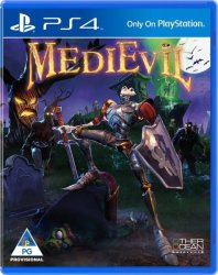 SIEE Medievil Remastered PS4