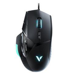 Rapoo V VT900 Optical Gaming Mouse - Black