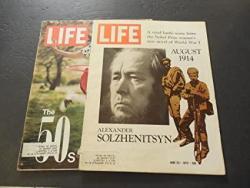 2 Iss Life Jun 16 23 1972 Wacky '50S Revival Solzhenitsyn